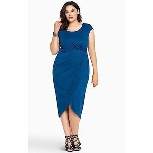 Blue Tulip Hemmed Dress